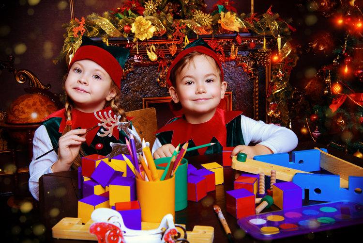Santa's Toy WOrkshop -