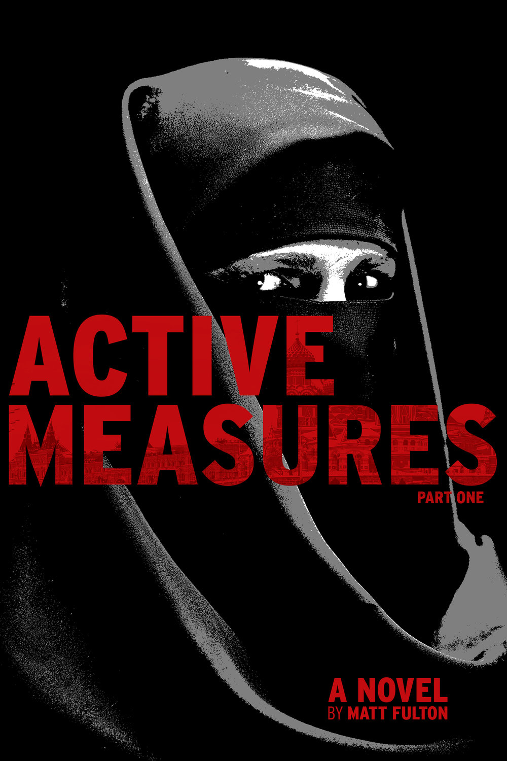 Active Measures: Part I Cover