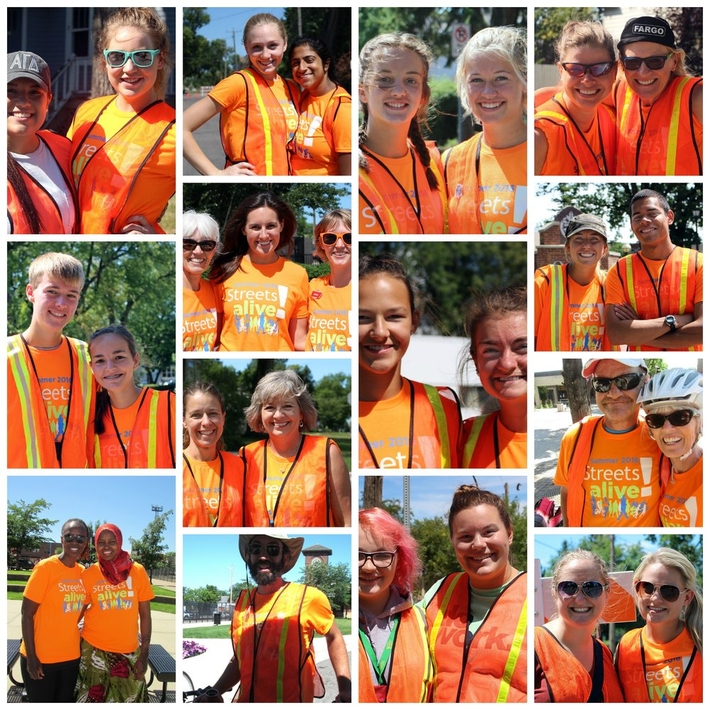 VOLUNTEER! - Be an intersection Superhero!
