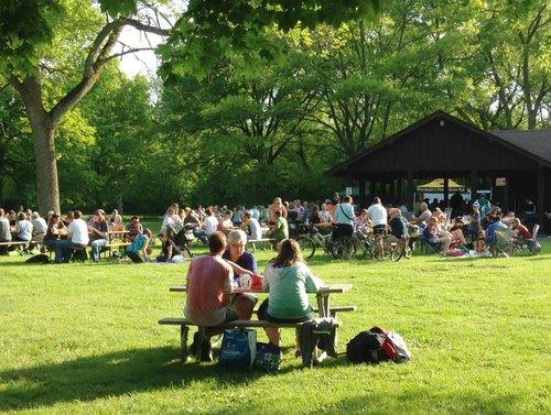 Whitnall — MKE Beer Gardens