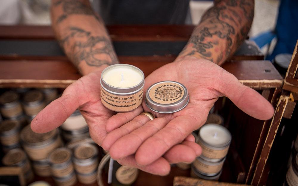 Breckenridge Candle Cabin - Vendor Type Arts & CraftsMarket Location Buena Vista & SalidaVisit Website