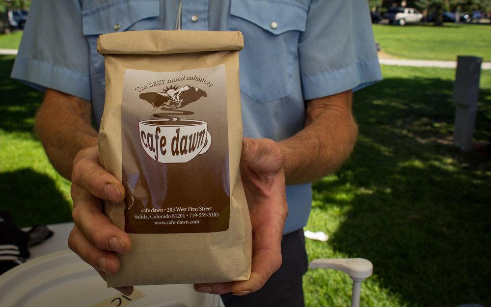 Cafe Dawn - Vendor Type ConcessionaireMarket Location SalidaVisit Website