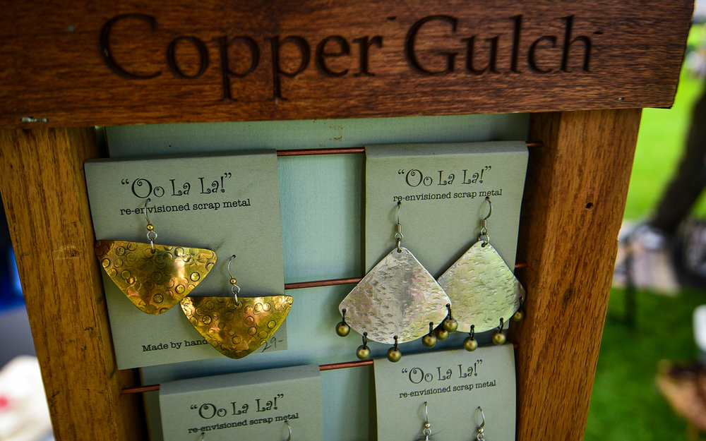 Copper Gulch Design - Vendor Type  Arts & CraftsMarket Location  SalidaVist Website