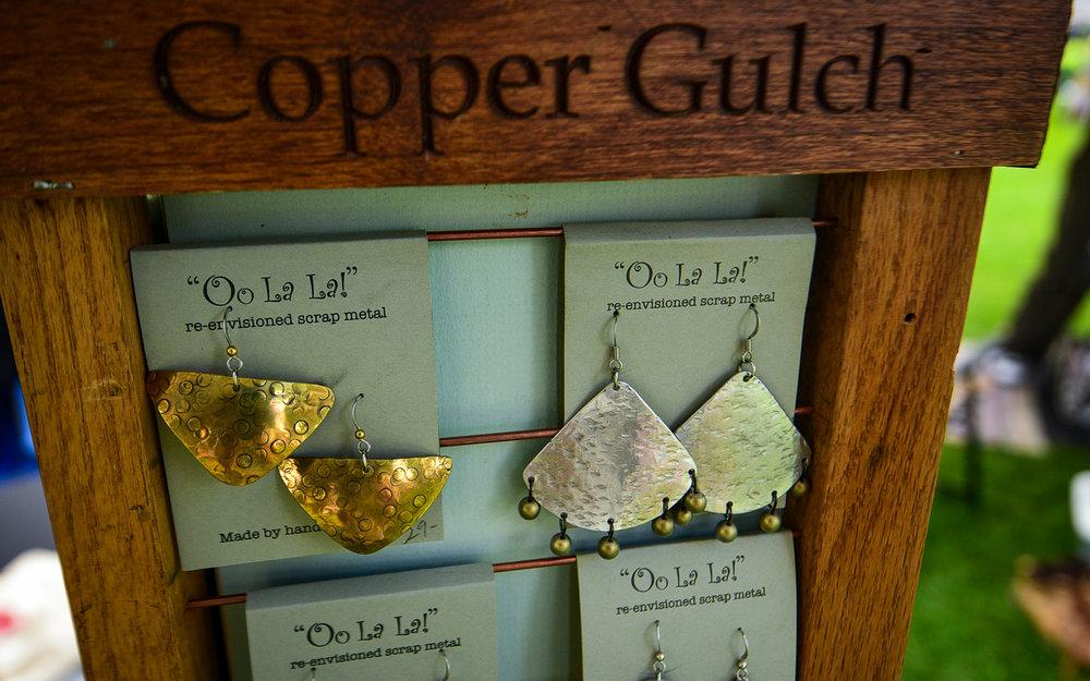 Copper Gulch Design - Vendor Type Arts & CraftsMarket Location SalidaVist Website