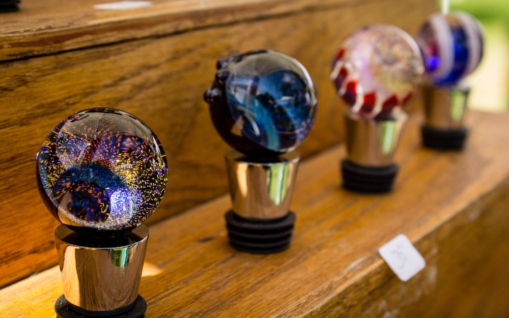 Forest Lampworking - Vendor Type Arts & CraftsMarket Location SalidaSend Email