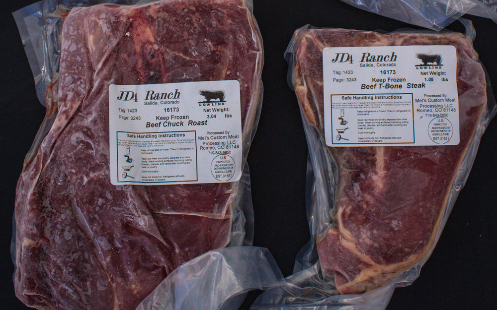 JD4 Beef - Vendor Type  ProducerMarket Location  Buena Vista & SalidaSend Email