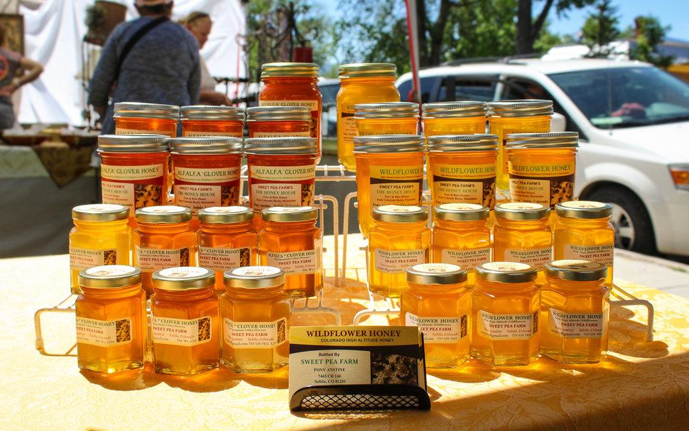 Sweet Pea Farms - Vendor Type ProcessorMarket Location Buena Vista & SalidaSend Email