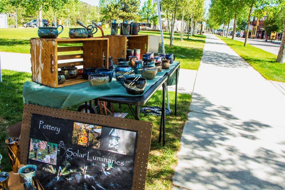 Clay Concepts - Vendor Type Arts & CraftsMarket Location Buena VistaVisit Website