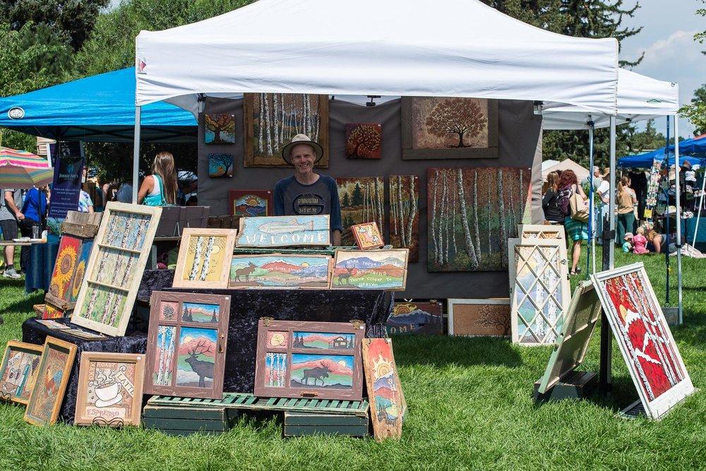 Stephen Grundy - Vendor Type Arts & CraftsMarket Location Buena Vista & SalidaSend Email