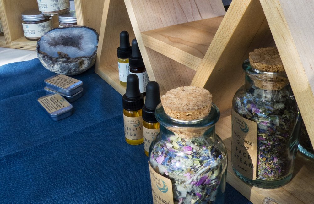 Ambika Herbals - Vendor Type  Producer & ProcessorMarket Location  Buena Vista & SalidaVisit Website