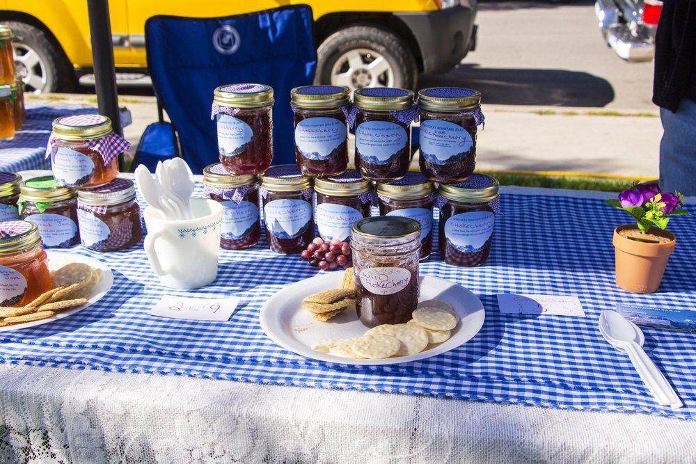 Wild Rocky Mountain Jelly/Jams - Vendor Type ProcessorMarket Location SalidaSend Email