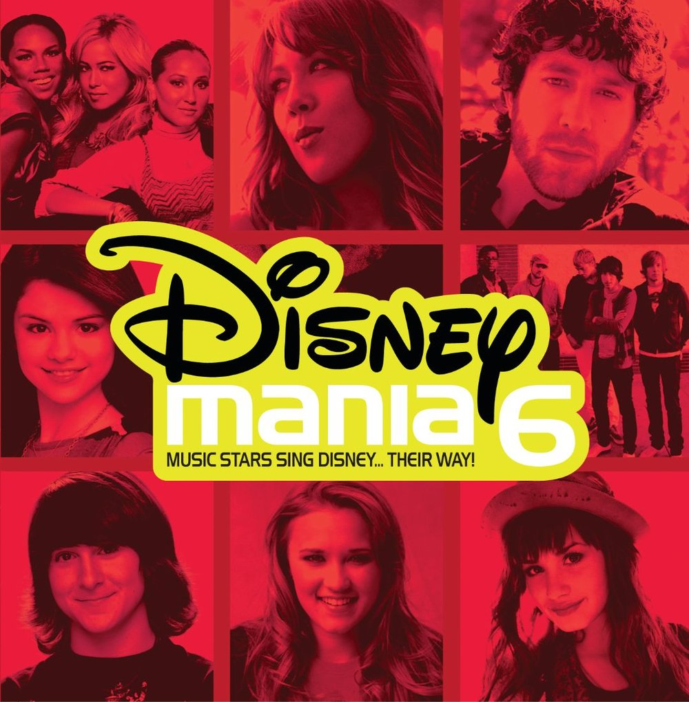 Disney Mania 6