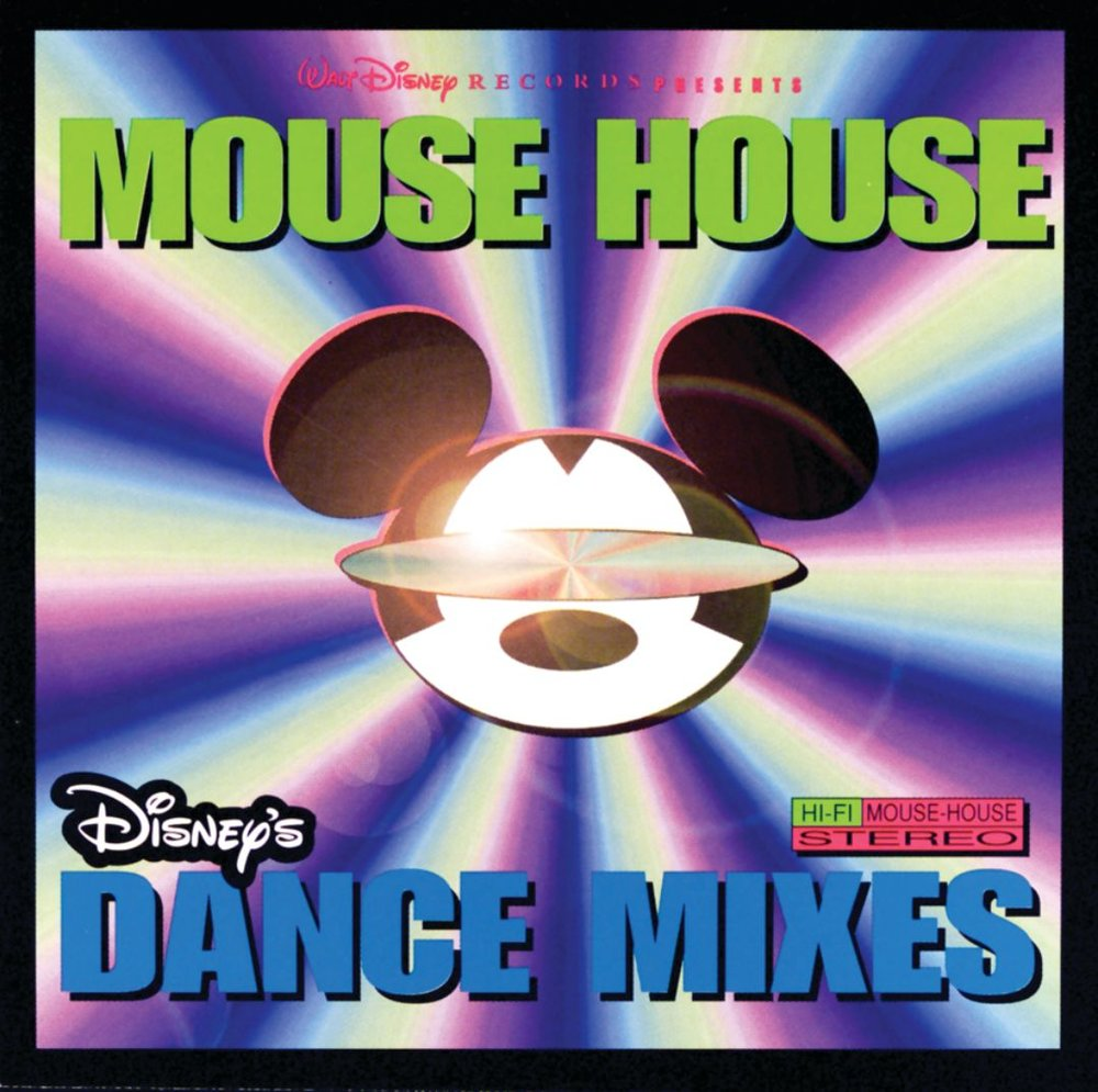 Disney's Mouse House