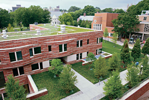 Princeton Butler Dorms - Princeton, New Jersey (Photo via Princeton)