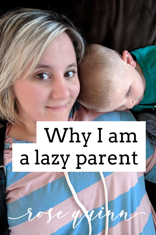 lazy-parenting