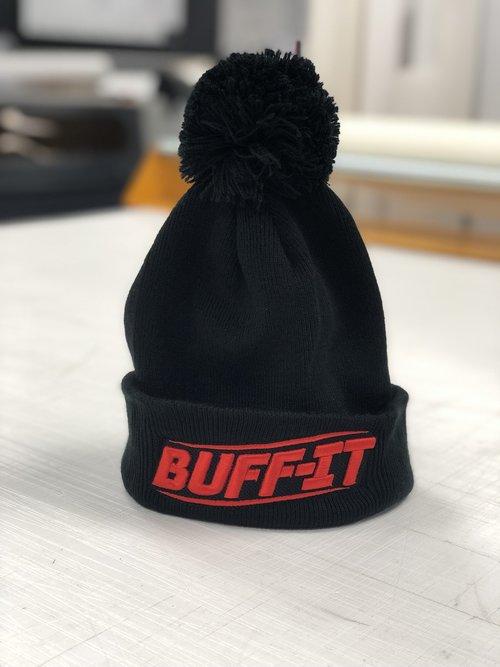 BUFF-IT Bobble Hat — BUFF-IT 5c3fdd74503