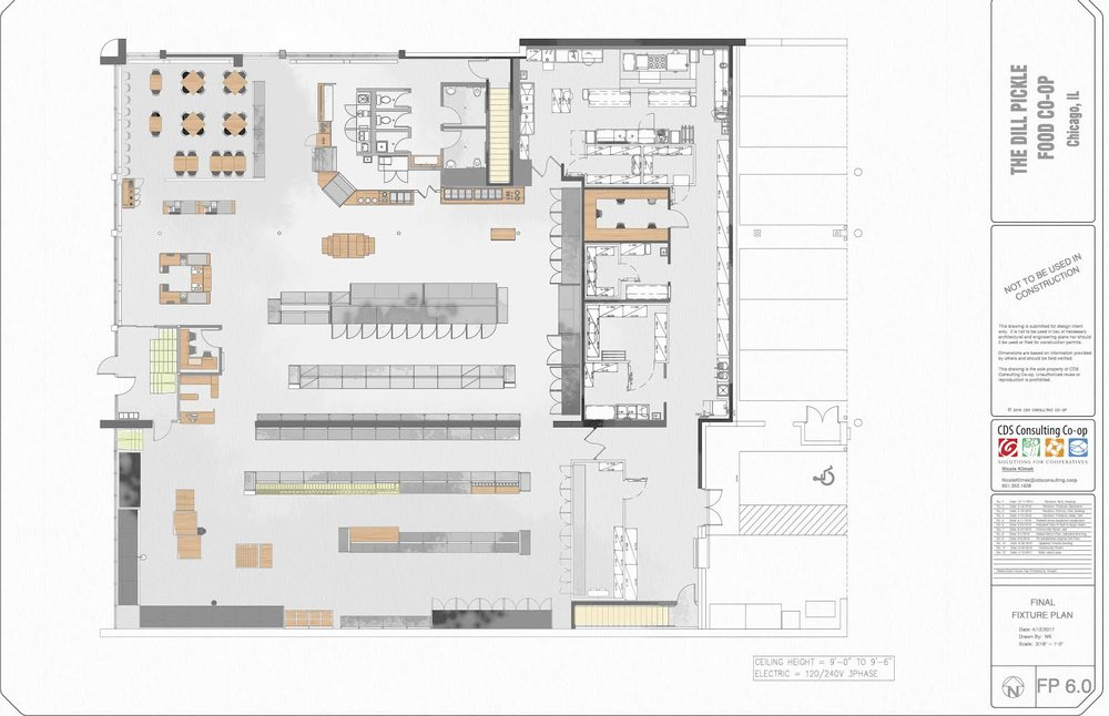 Floor plan for 2746 N Milwaukee Ave.