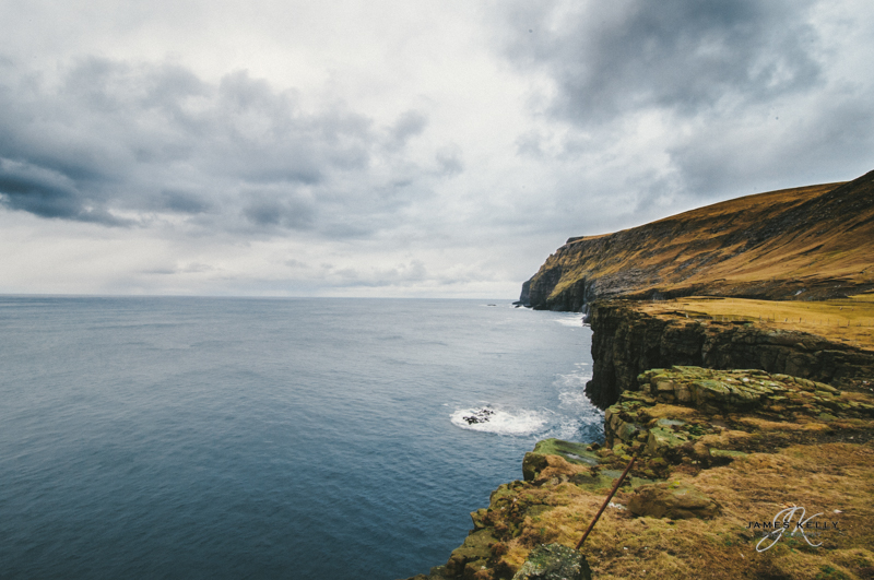 Fiskieiðið in Hvalba, Faroe Islands