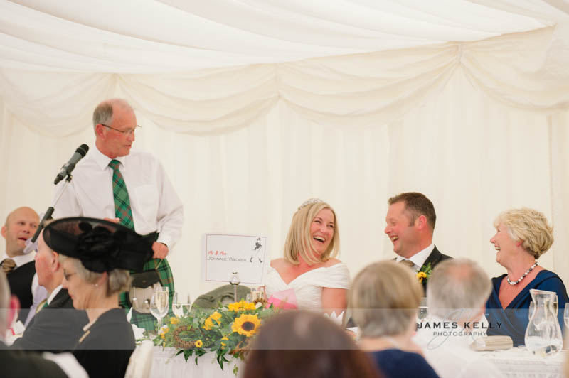 John & Gill - Pittodrie house Hotel - 6th July 2013