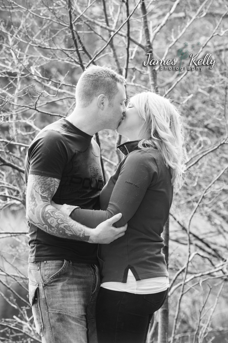 Pre wedding shoot for Liam and Abbie