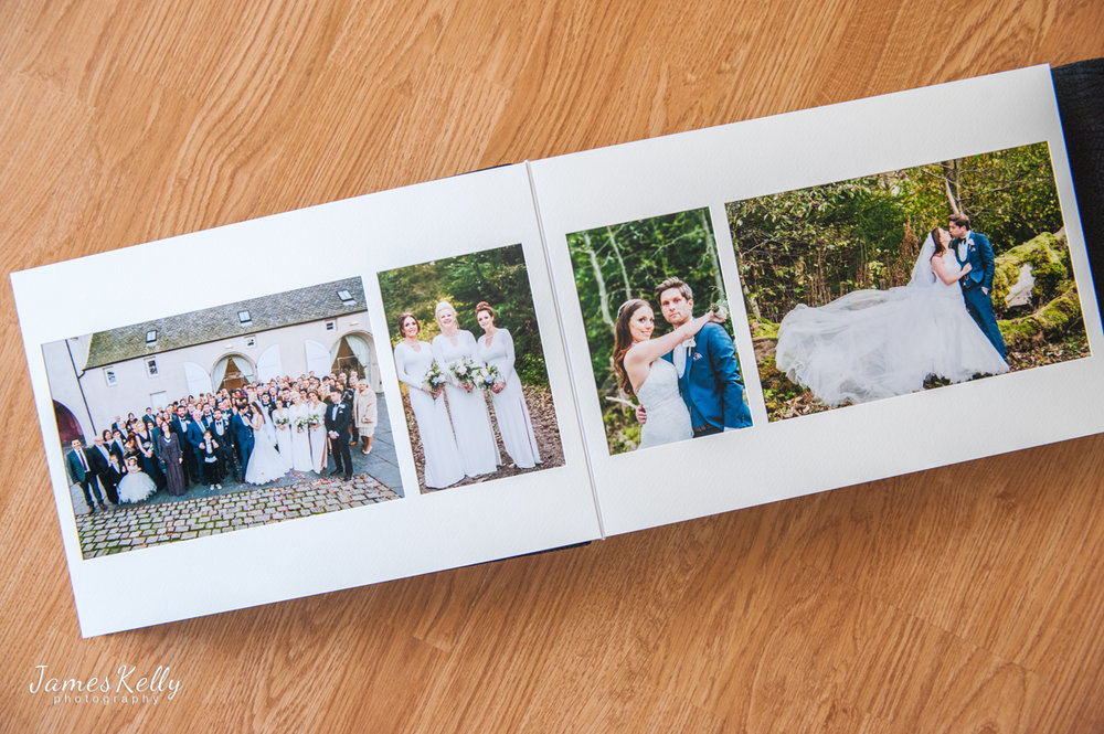 Contemporary Duo - Contemporary Duo which is a mix of photos on the page plus mounted photos Duo Albums start at £625 with sizes: 10x7