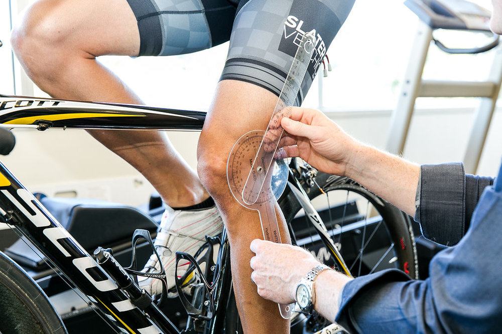 bIKE fitting - Bike harder and longer than ever before.