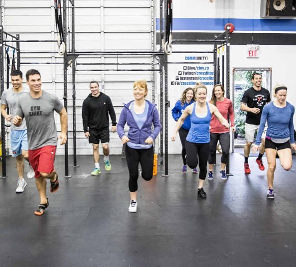 Photo: CrossFit North Vancouver