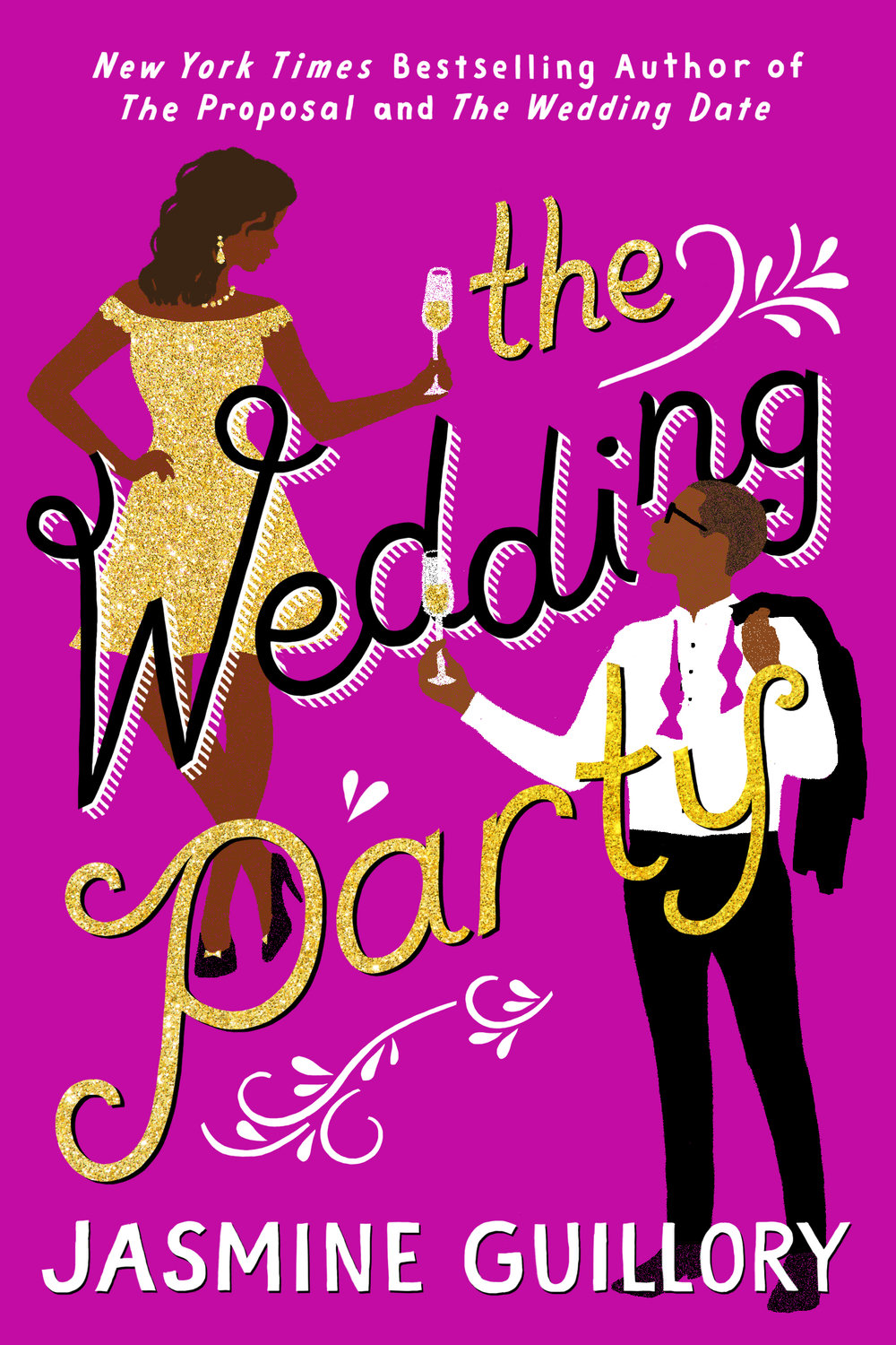 The Wedding Party - Coming July 16, 2019!Maddie and Theo have two things in common:1. Alexa is their best friend2. They hate each otherAfter an