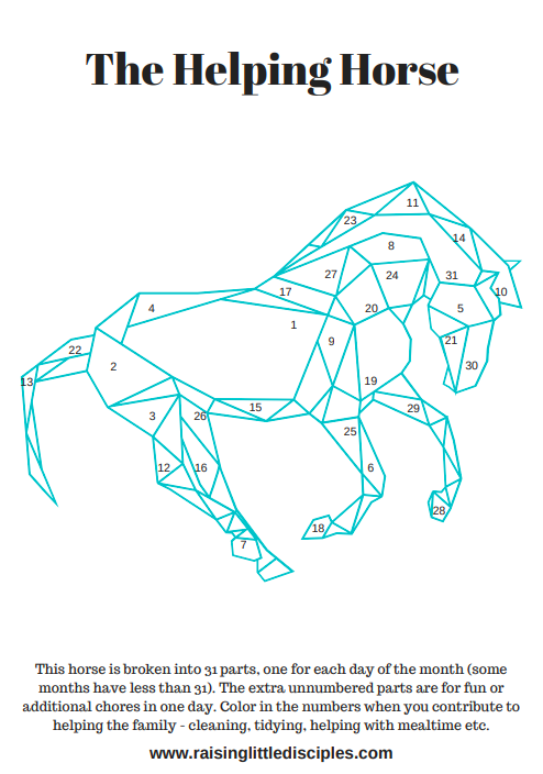 The Helping Horse