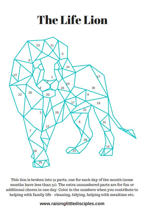 The Life Lion