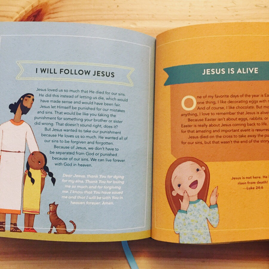 RLD Children's Bible review