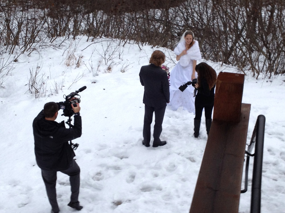 Anchorage Alaska Wedding 2014