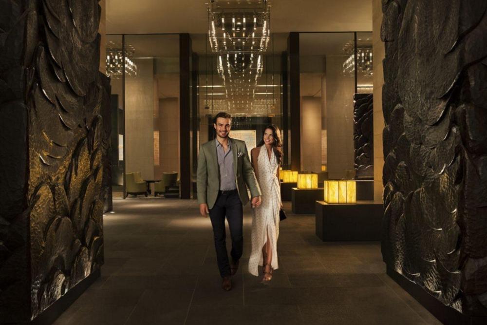 Foto via Hotel Grand Hyatt