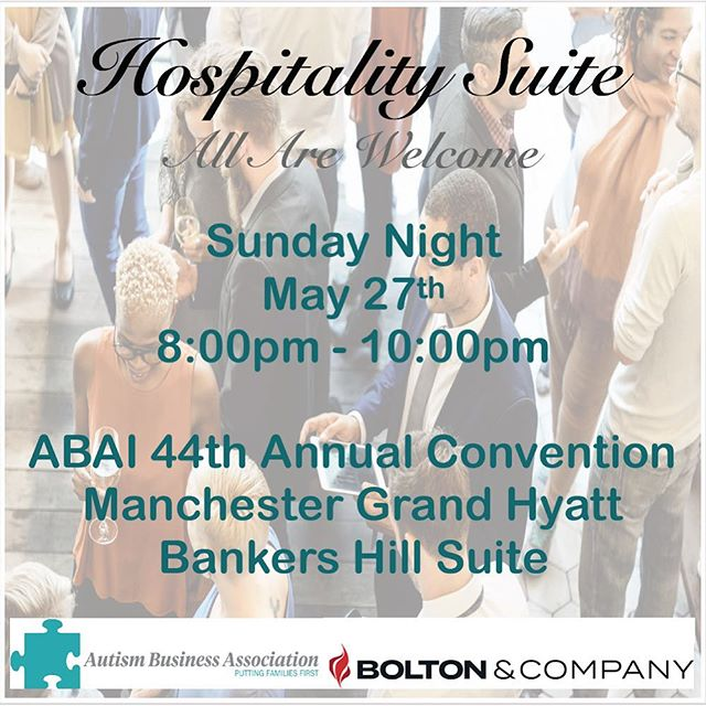 Come join us at ABAI!