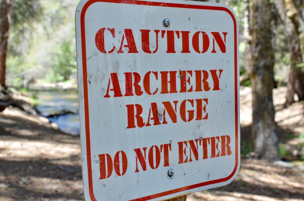 Copy of Archery