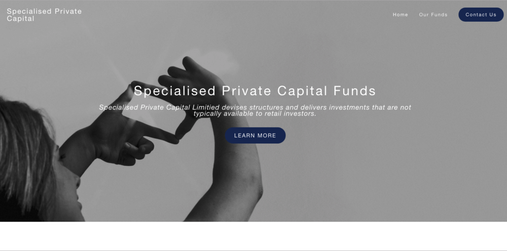 Specialised Private Capital