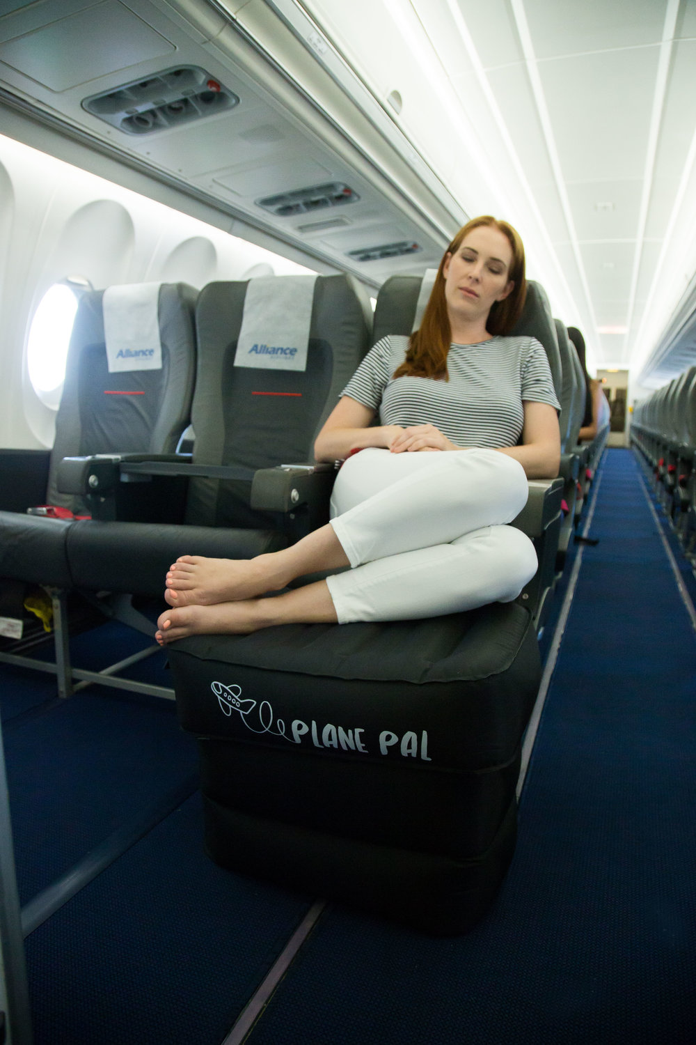 Inflatable Seat Cushion >> Plane Pal New Zealand
