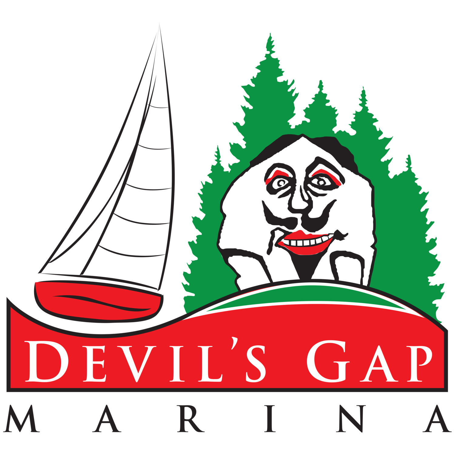 Devil's Gap Marina
