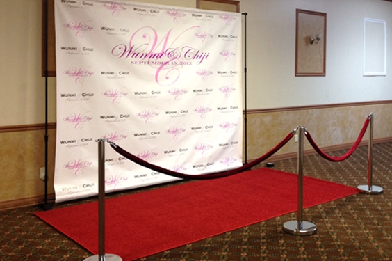 VIP Red Carpet Rental - $200