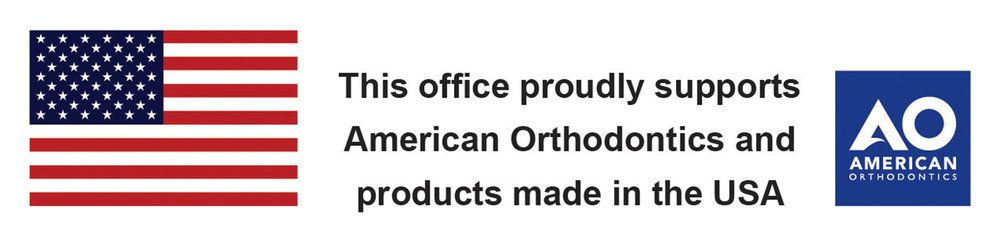 American Orthodontics - Made in the USA