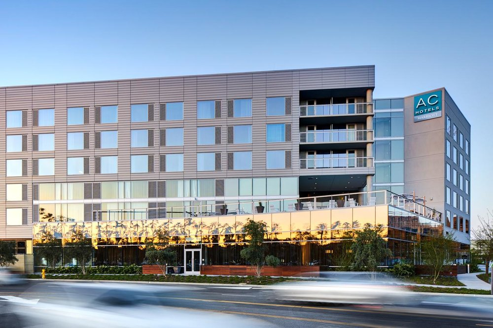 AC MARRIOTT * (WALKING DISTANCE) - 3309 Michelson DriveIrvine, CA 92612949.471.8710 Map Link* Adler Weiner Corporate Rate ($199/night) After selecting the dates of travel, select Special Rates, Corporate/Promo Code, enter code GHH