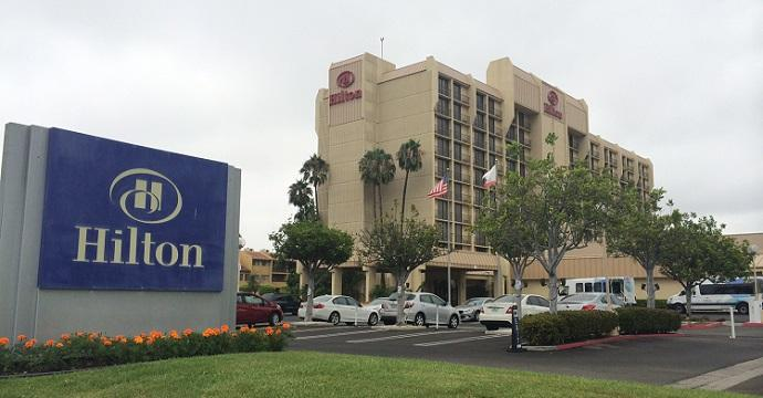 HILTON - IRVINE - 18800 MacArthur BoulevardIrvine, CA 92612949.833.9999Map LinkTripAdvisor Reviews