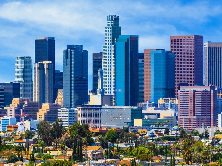 Los Angeles, CA - Start Your Project