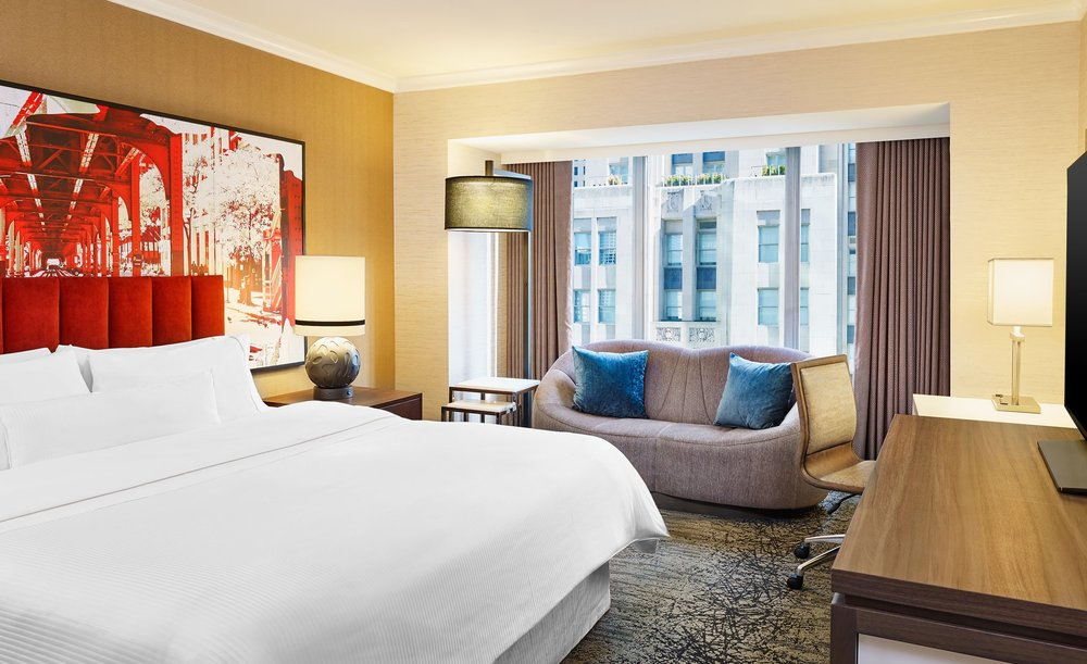 WESTIN - MICHIGAN AVENUE* - 909 North Michigan AvenueChicago, IL 60611(312) 943-7200Map LinkTripAdvisor ReviewsRequest the Adler-Weiner Corporate rate. This rate is subject to availability and black-out dates.Corporate Account Holders - Use #300348