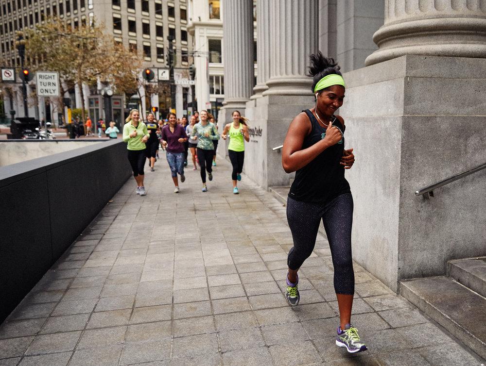Nike X We Run SF