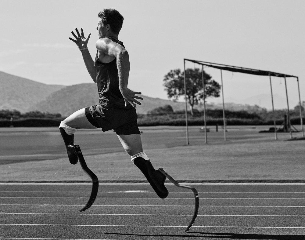 Paralympians X Good Sport