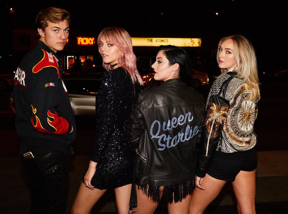 The Atomics X Vogue.com