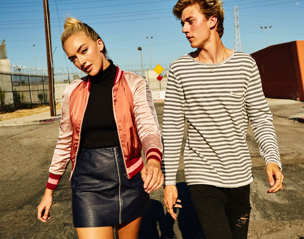 The Atomics X H&M