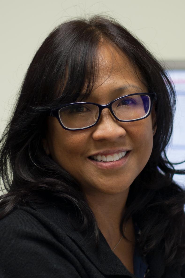Ann Lucas-Quesada PhD, St Mary's/St Francis
