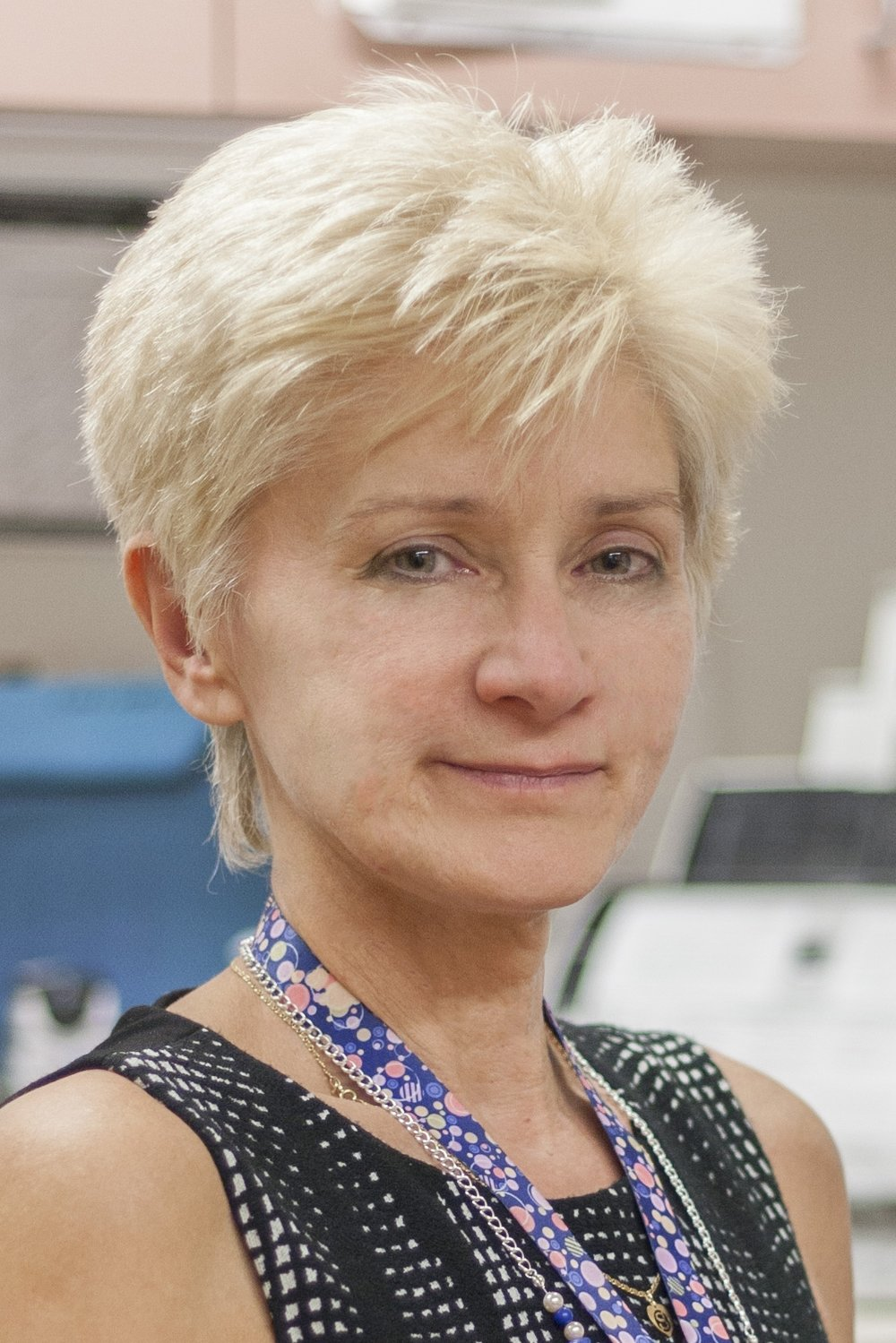 Susana Schruff, Patient Coordination, CPMC